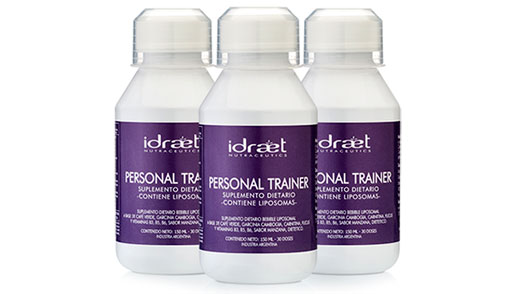 IDRAET PERSONAL TRAINER IN