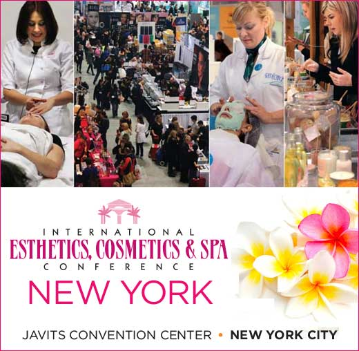IECS International Esthetics, Cosmetics and Spa Conference New York