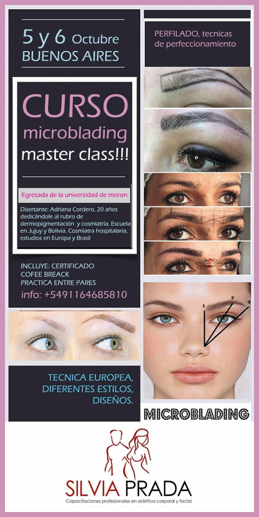 Master Class: Microblading