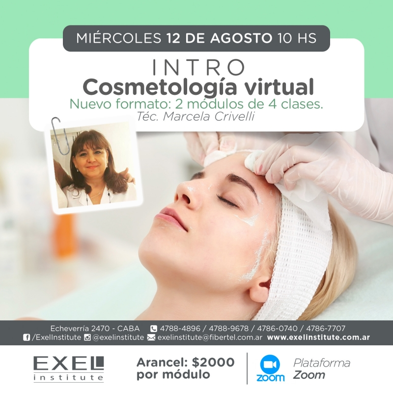 Online > Intro: Cosmetología virtual